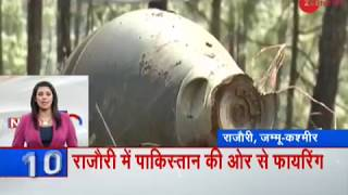 Headlines: BSF fired 9000 mortar on Pakistan in past 4 days