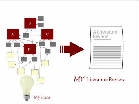 Literature Reviews: An Overview for Graduate Students