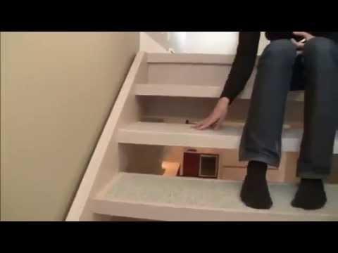 How To Detail an Open Riser Stair