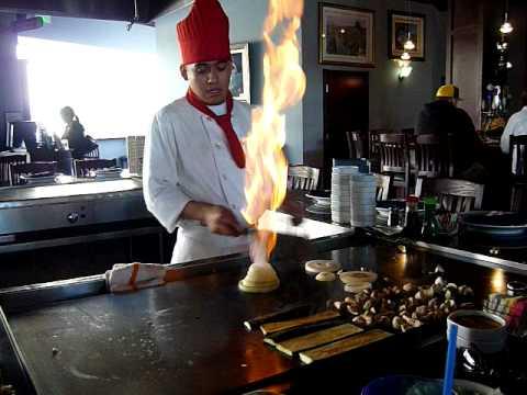 Flaming Onion Volcano