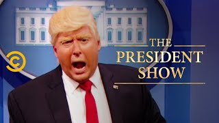 Made in America - The President Show