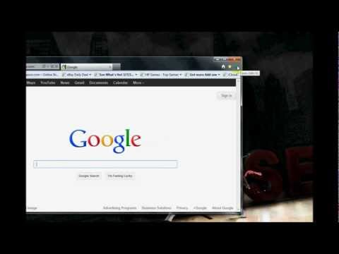 How To Make Your Internet Browser Faster Tutorial - PcWiZKiDz.NeT