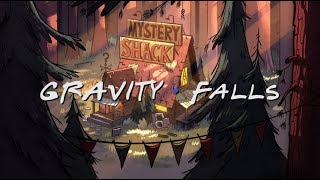 Gravity Falls: Friends Style!