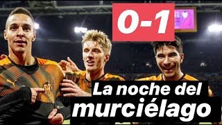0-1 La gran noche del Valencia ante el Ajax. Las claves con Alvaro Benito. #MundoMaldini