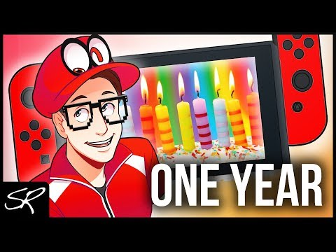 Nintendo Switch One Year Later | A Very Happy Switch Birthday!
