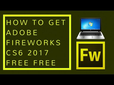 Download And Install Adobe Firework CS6