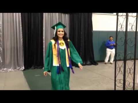 2016 Maurepas Graduation