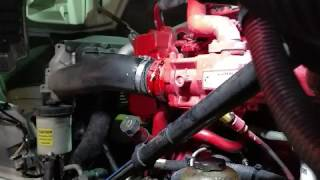 Infamous Cummins ISX Fuel Pump FAILURE - DieselBullet - imclips net
