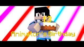 """Animator's Birthday"" - (Minecraft Animation) [Birthday Special]"