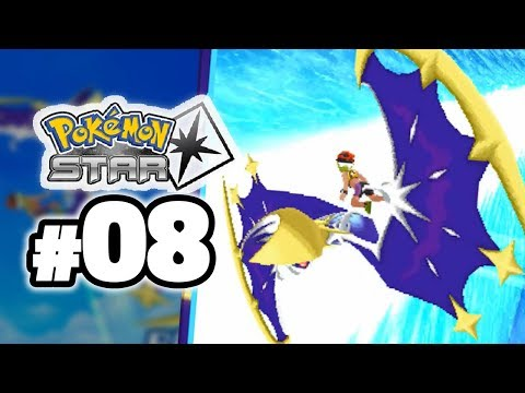 THIS SHOULDN'T BE A RIDE POKÉMON... - Pokemon Star 3DS Rom Hack (Part 8)
