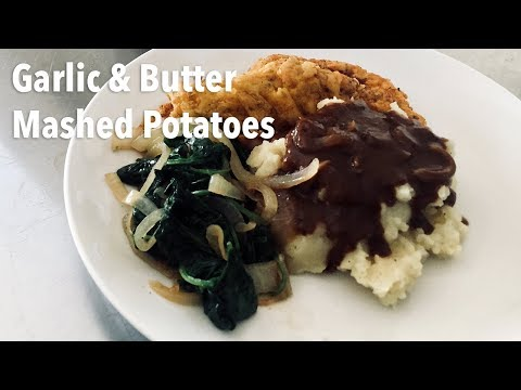 10 minute Mashed Potatoes (no water to drain) | GeekChef Electric Pressure Cooker
