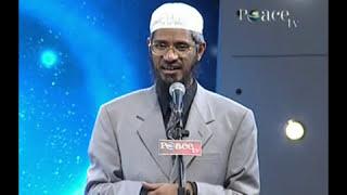 Ek biwi apni sohar se kethna pyaar kare to aacha hai -- Dr  Zakir Naik ka jawab