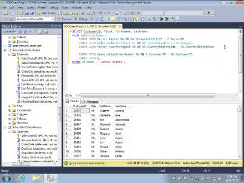 SQL Review Video 20: Real-World Query Writing Tips