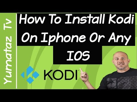 How To Install Kodi 17.3 On Iphone Or Any IOS Device Without {Jailbreak}With This Easy Step