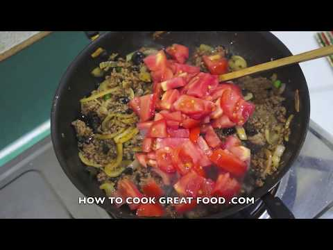 ★★ Chilli Beef Baked Pasta Recipe