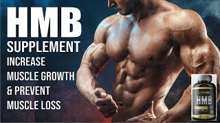 Supplement to Build Muscle Faster - HMB Benefits, side effects & dosage