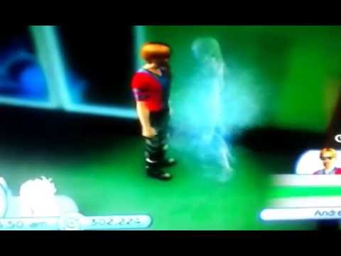 The Sims 2 Ps2- Ghost