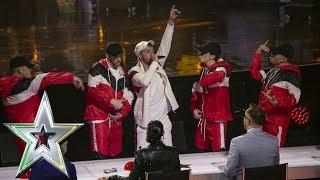 Mc Daycent raps up a storm in semi-final 1 | Ireland's Got Talent 2019