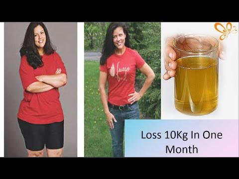HOW TO LOSE WEIGHT FAST 10 KG IN ONE MONTH | NO EXERCISE NO DIET