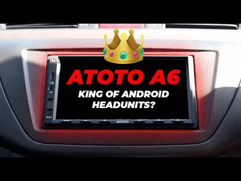 ANDROID HEADUNITS - THE KING? - THE ATOTO A6 - PakVim net HD