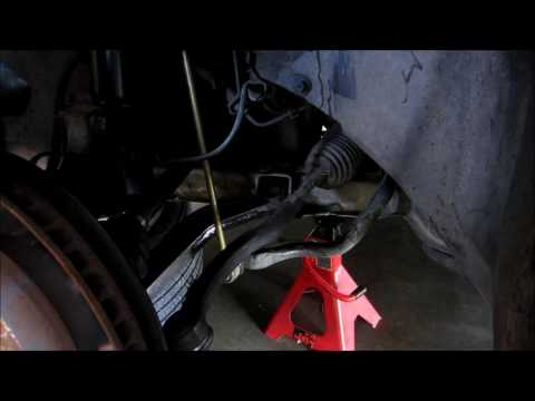 Volvo Sway Bar End Link Replacement DIY 850 S70 V70 C70