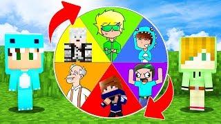 La Ruleta De Bebe Milo Y Sus Amigos 😱 Minecraft Puertas Sorpresas