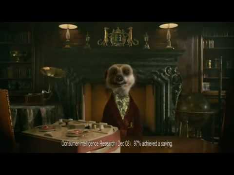 Compare The Meerkats New Advert