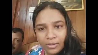 യൂത്ത് കോണ്ഗ്രസ് നേതാവിന്  വീട്ടമ്മയുടെ ലൈവ് തെറിയഭിഷേകം LADY SHOUTING AGAINST YOUTH CONGRESS