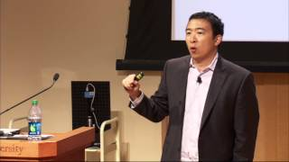 Fixing the Flow of Human Capital: Andrew Yang at TEDxGeorgetown