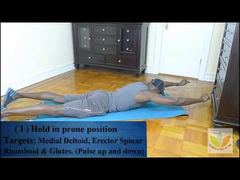 Heal Thoracic Kyphosis With Six Simple Exercises