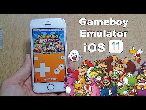 INSTALL Gameboy Advance & Games FREE iOS 11.2 - 10/9 NO Jailbreak NO Computer