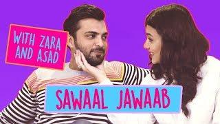 Sawaal Jawaab With Zara Noor Abbas And Asad Siddiqui | ShowSha