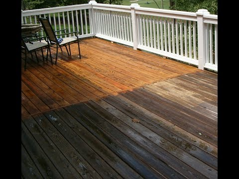 DECK Repair South Lake Tahoe CA, Deck Refinishing, Staining & Cleaning