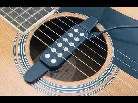Amplifier Speaker Acoustic Guitar BY G H