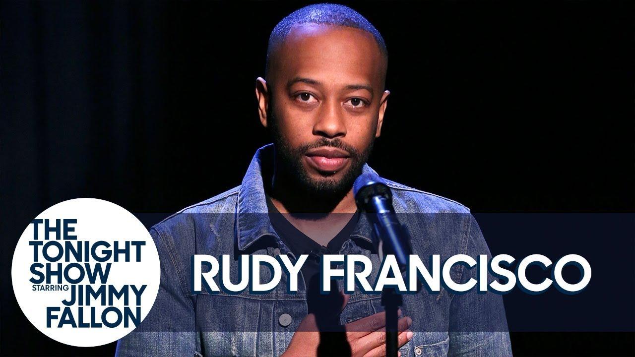 "Spoken-Word Poet Rudy Francisco Performs His Poem ""Rifle"""