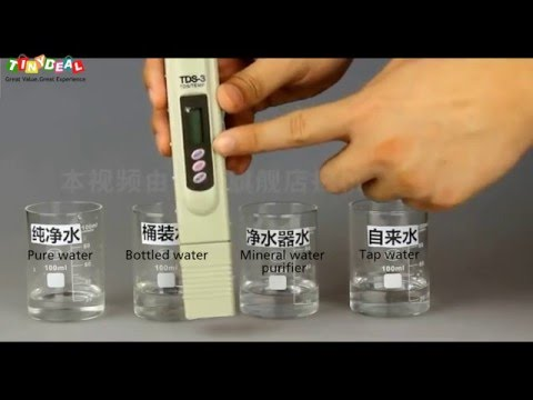 TDS Digital LCD Water Quality Tester Pen