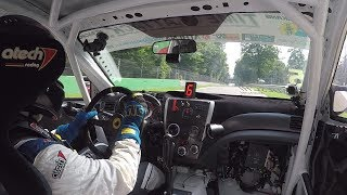600HP Subaru WRX STI with Sequential Gearbox BRUTAL Shifting! - OnBoard SCREAMING at Monza!