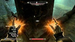 Skyrim How To Defeat Kill Morokei And Ancano