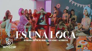 Es una loca - JD Pantoja x Ovy on the Drums x Jesus Henao x Alejomaster (Video Oficial)