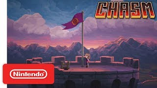 Chasm - Launch Trailer - Nintendo Switch