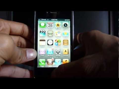 How To: Fix Broken/Unresponsive iPhone/iPod Touch/iPad Home Button