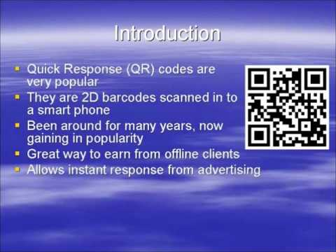 Make Money With Qr Codes - Qr Codes Explained