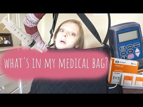 What's In My Medical Bag?