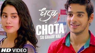 Chota Sa Ghaav Hai | Dhadak | Janhvi Kapoor | Ishaan Khatter | In Cinemas Now
