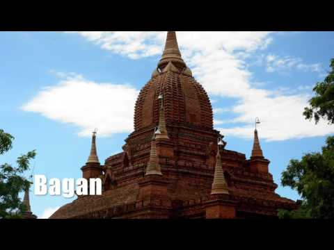 Yangon and Bagan Myanmar