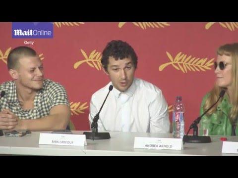 Xxx Mp4 Shia LaBeouf Recalls Filming Sex Scenes At 39 American Honey 39 3gp Sex
