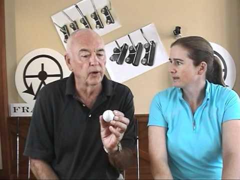Golf Ball Balance for True Roll?
