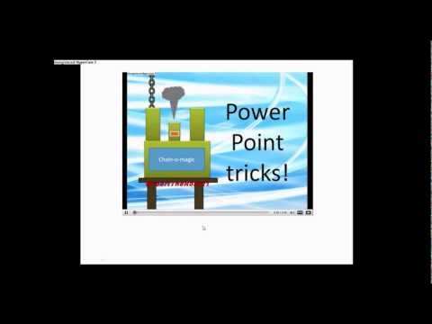How to Embed videos from youtube into powerpoint (internet connection required)