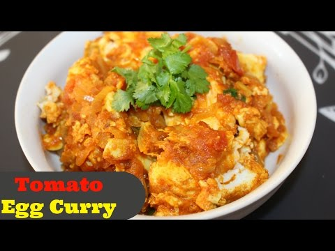Tomato Egg Curry Recipe-Easy Tomato Eggs Curry For Rice And Chapathis By Harshis Kitchen Recipes