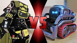ROBOT DEATH BATTLE! - Super Anthony VS Metal Cozmo - Collector